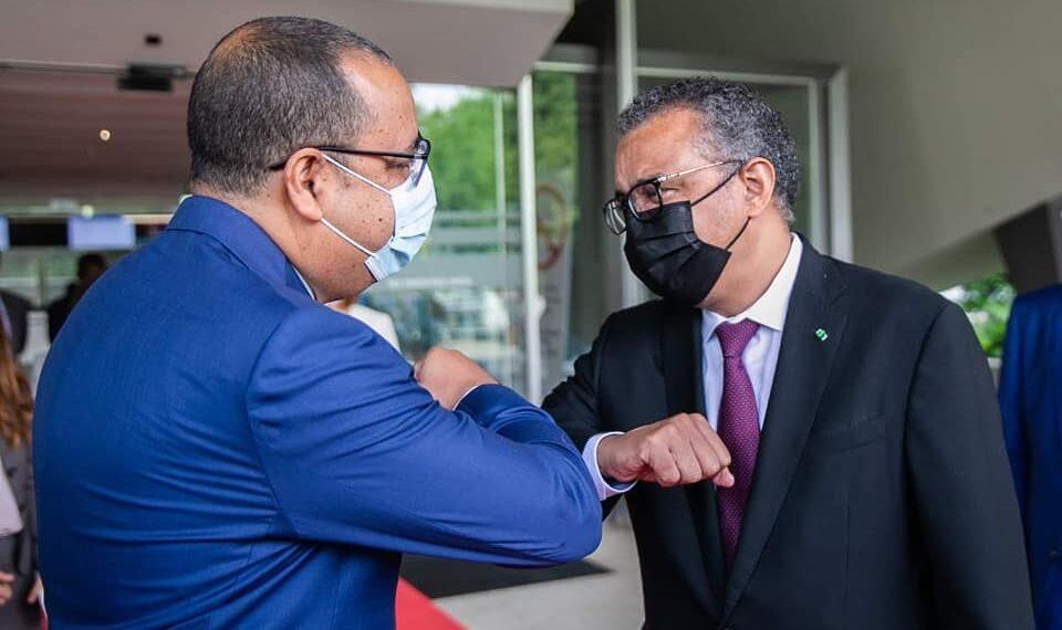 الاتفاق على ارسال 100 الف جرعة لقاح الى تونس خلال جوان وجويلية