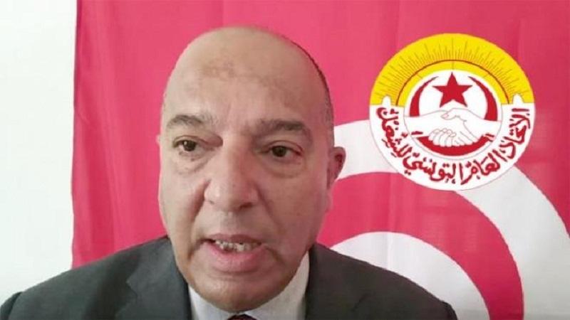 منعم عميرة:  اتحاد الشغل متمسك بدعم المواد الأساسية