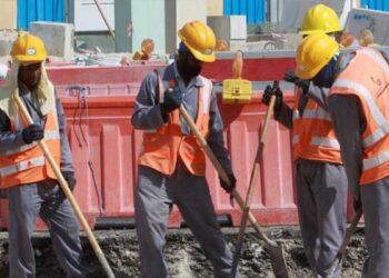 صدور الأمر الحكومي المتعلق بعمال الحضائر