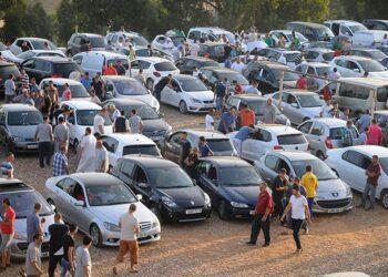 إحداث سوق لبيع السيارات بباجة