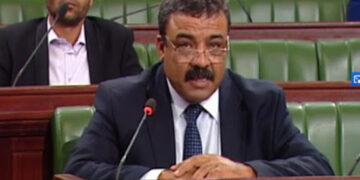 القمودي: وزير المالية استهتر بالعمل النيابي و تهرب من الجلسة المخصصة لملف الممتلكات المصادرة