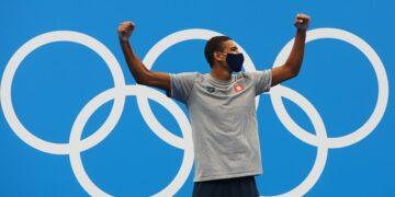 أحمد الحفناوي يهدي تونس والعرب أول ذهبية في الألعاب الأولمبية