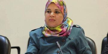 """نائبة عن حركة النهضة :""""يمكن للبرلمان ان ينعقد خارج مقره بالعاصمة """""""