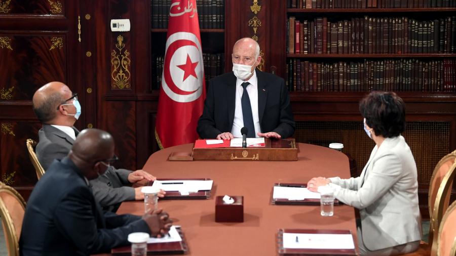 خلال استقباله أعضاء المجلس الأعلى للقضاء: سعيّد يؤكد احترامه الدستور وفرض القانون على الجميع