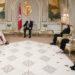 رئيس الجمهورية يتسلم أوراق اعتماد 5 سفراء جدد