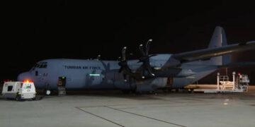 قادمة من الولايات المتحدة الأمريكية: وصول طائرة محمّلة بمليون لتر من الأكسجين