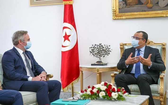 فحوى لقاء رئيس الحكومة بكاتب الدولة لدى وزير أوروبا والشؤون الخارجيّة الفرنسي