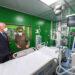رئيس الجمهورية يدشّن الجناح الجديد لقسم الإنعاش بالمستشفى العسكري (صور)