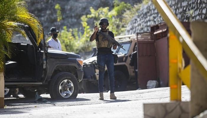 26 مسلحا من كولومبيا وأمريكيان اثنان شاركوا في اغتيال رئيس هايتي