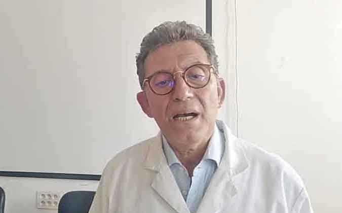 بوجدراية: 'الكارثة الصحية في تونس قد تتحوّل إلى كارثة إنسانية'