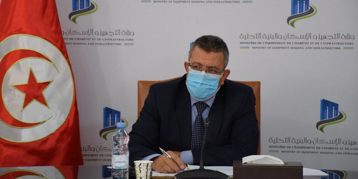 وزير التجهيز: نعمل على التسريع في انجاز مشروع تهيئة سبخة السيجومي
