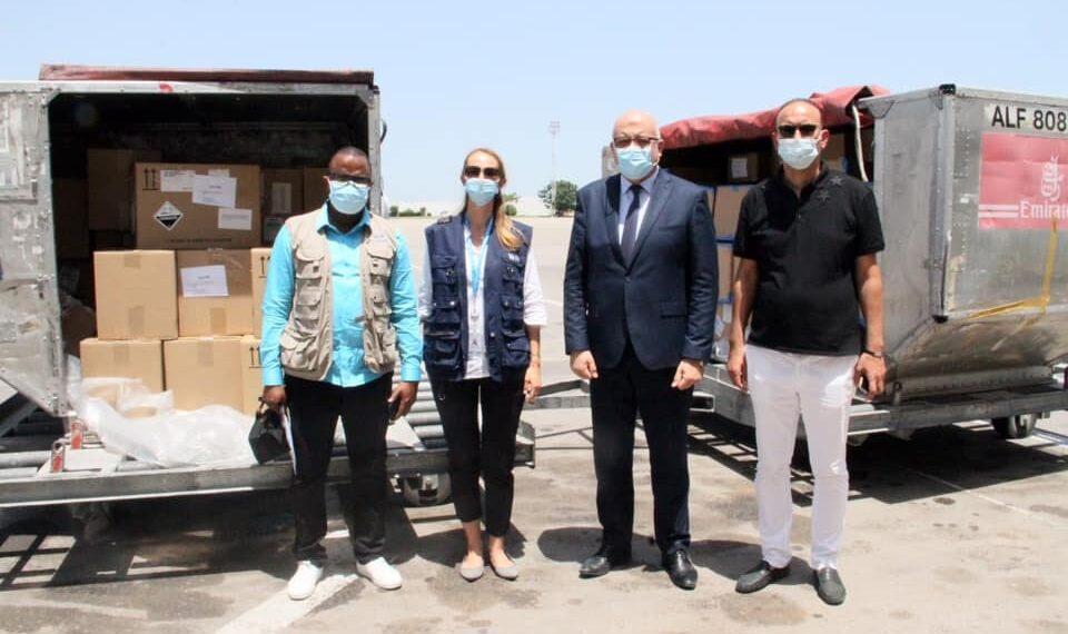 تونس تتحصّل على هبة بـ25 ألف تحاليل سريعة