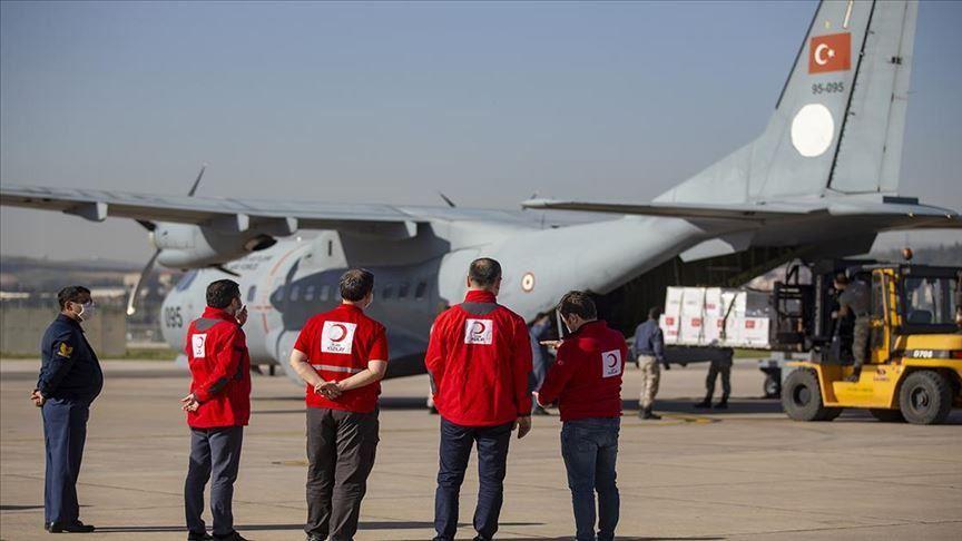 غدا: طائرة عسكرية تركية تصل الى تونس محمّلة بـ 50 ألف تلقيح ضدّ كورونا