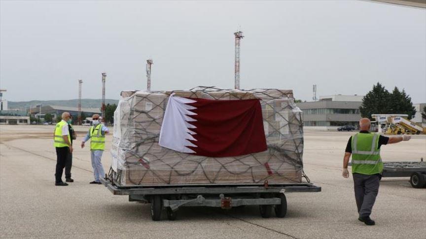 """سفير قطر :""""سيتم إرسال مستشفى ميداني و 100 جهاز تنفس صناعي لتونس """""""