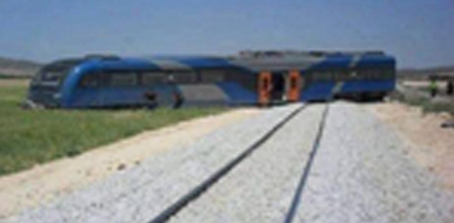 الكاف: خروج القطار الرابط بين الدهماني والعاصمة عن السكة
