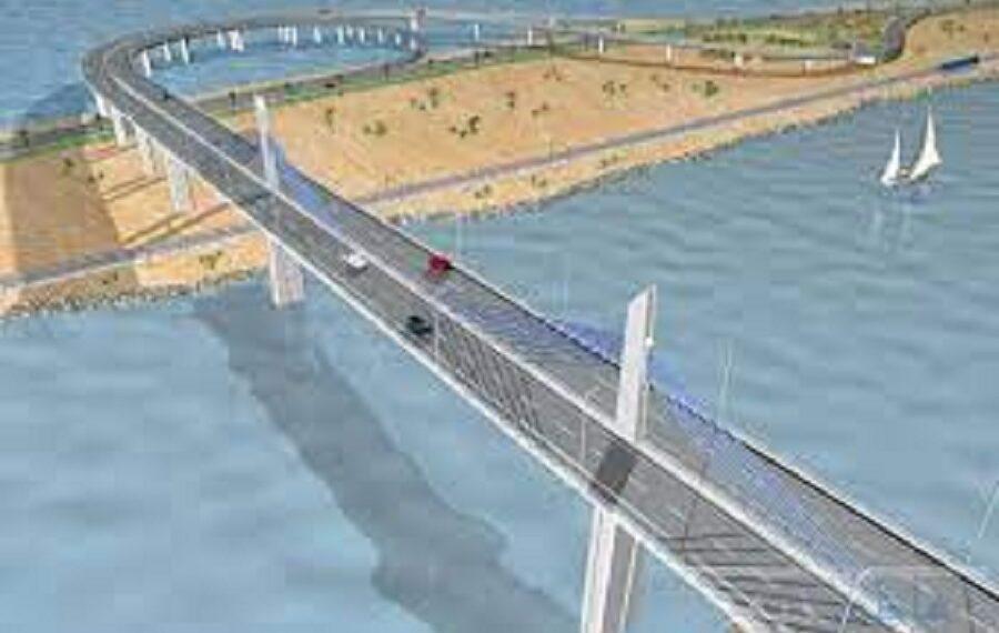 بداية 2022: انطلاق أشغال القسطين الأول والثالث لجسر بنزرت الجديد