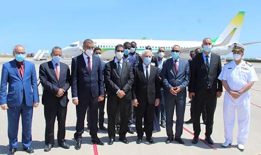 موريتانيا تقدم مساعدات لتونس لدعمها في مواجهة وباء كوفيد-19