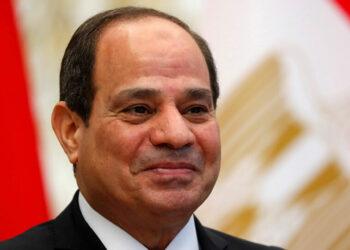 السيسي يعبر عن دعمه المطلق للإجراءات المتخذة من قبل سعيد