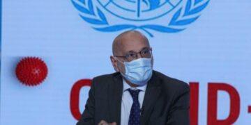 ممثل الصحة العالمية: مؤشرات إيجابية تحيل على بداية انفراج أزمة الكوفيد في تونس