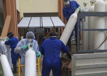 مدير الصحة العسكرية : تمت السيطرة على أزمة نقص الأوكسيجان