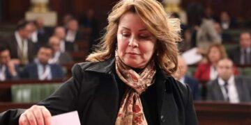 شيراز الشابي تستقيل من كتلة قلب تونس