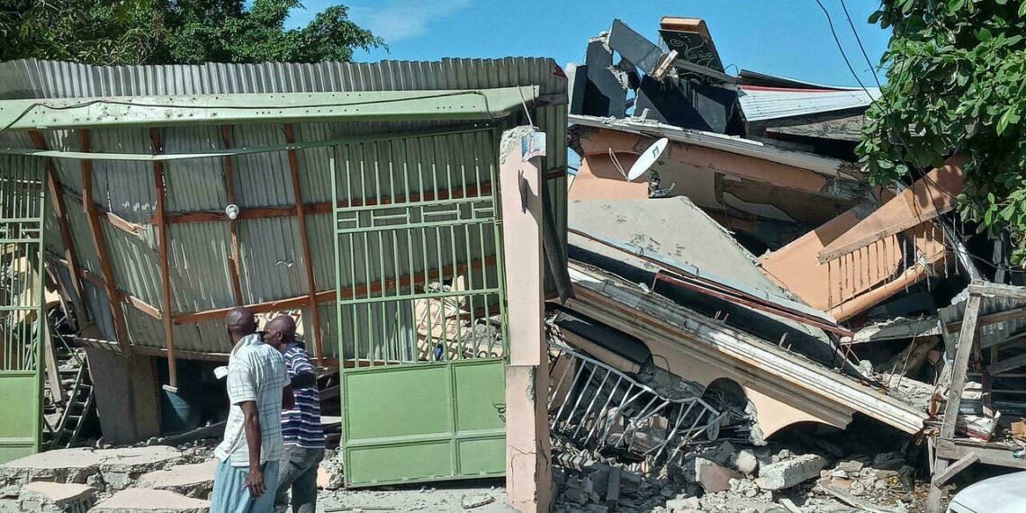ارتفاع عدد ضحايا زلزال هايتي
