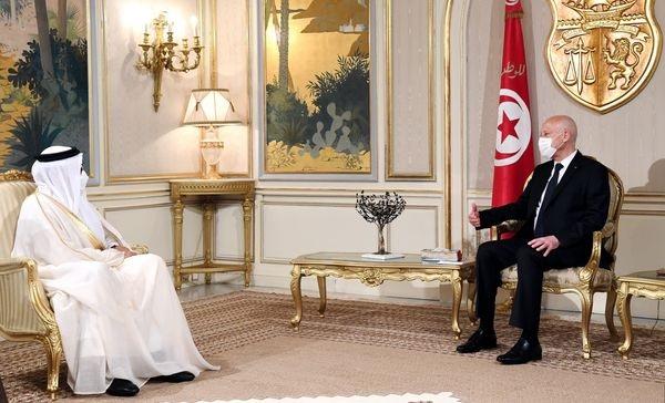 البحرين تؤكد وقوفها إلى جانب تونس قيادة و شعبا