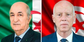 سعيّد للرئيس الجزائري: تونس تسير في الطريق الصحيح