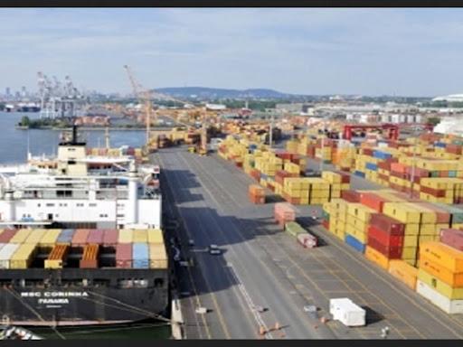 تطور الحركة  الجملية للبضائع بميناء سوسة التجاري