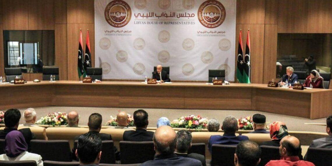 مجلس النواب الليبي يسحب الثقة من حكومة الدبيبة