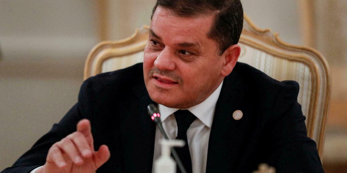 رئيس حكومة الوحدة الوطنية الليبية يصل تونس