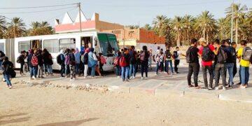 قبلي: احتجاز حافلة نقل مدرسي