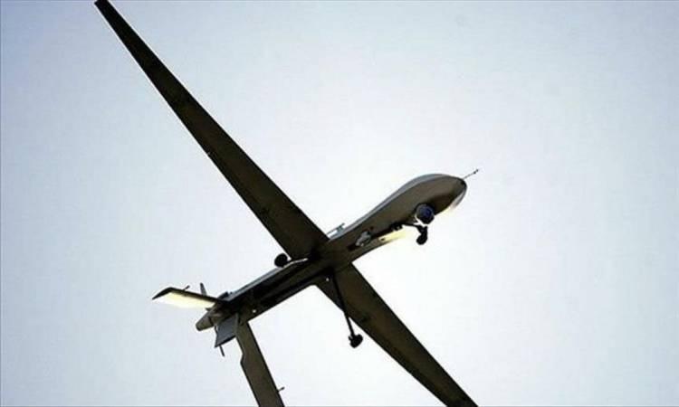 اعتراض وتدمير طائرة مسيرة ملغمة أطلقها الحوثيون باتجاه جنوبي السعودية