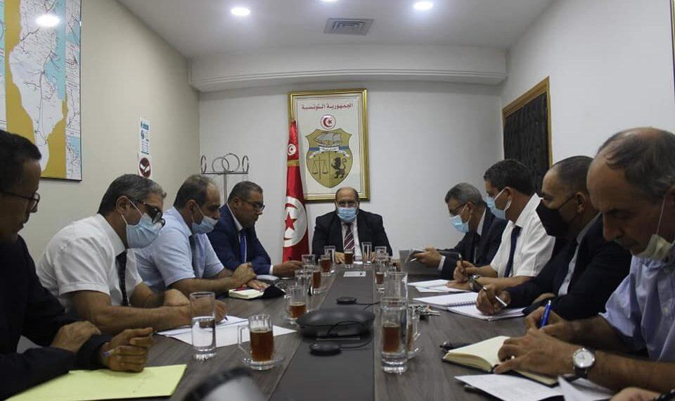وزارة الصناعة: اجتماع تمهيدي للإعداد للدورة الأولى للمجلس الوطني للطاقة