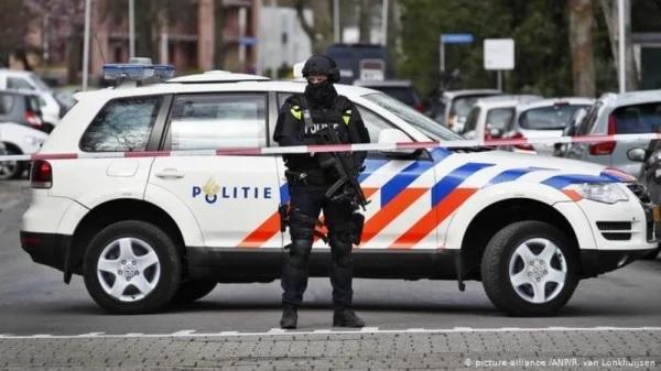قتيلان جراء هجوم بسكين في هولندا