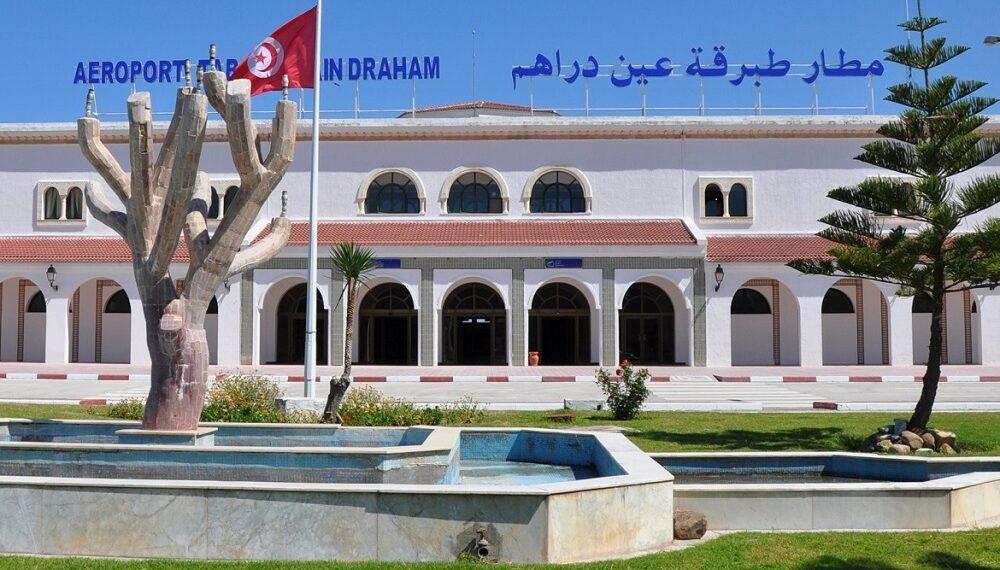 نحو اعادة فتح مطار طبرقة عين دراهم الدولي