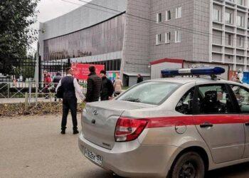 قتلى وجرحى بإطلاق نار داخل جامعة بيرم الروسية