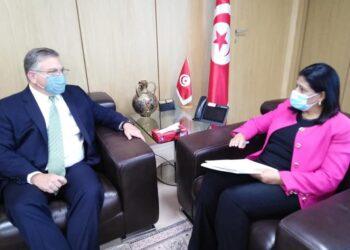 امريكا تُؤكد مواصلة دعم تونس على جميع الأصعدة