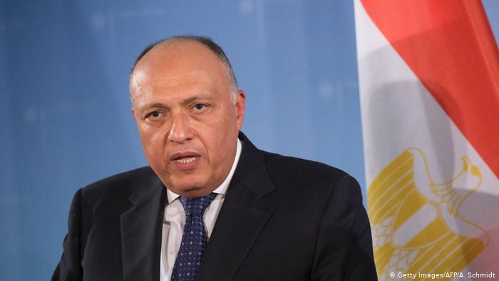 مصر تدعو جميع الدول إلى توفير كافة سبل الدعم والمساندة لتونس