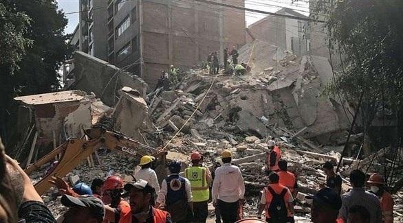 زلزال بقوة 7.4 درجة يهز جنوب غرب المكسيك