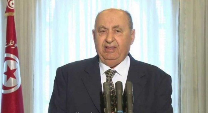 """الصادق بلعيد متحدثا عن رئيس الجمهورية: """"لا يمكن الحكم على المتهم قبل أن يقوم بجريمته"""""""