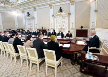 """رئيس الدولة: """"المرسوم المتعلق بالصلح الجزائي صار جاهزا"""""""