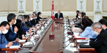 خلال اجتماع مجلس الوزراء: سعيد يدعو إلى جرد شامل ودقيق لهبات تونس وقروضها