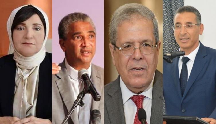 وزراء مُقالون في حكومة المشيشي يعودون لمناصبهم من جديد