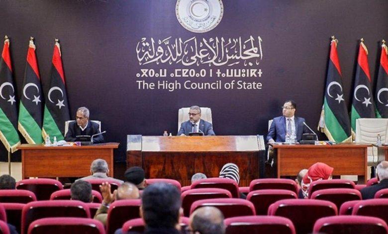 المجلس الأعلى للدولة في ليبيا يرفض المصادقة على قانون الانتخابات