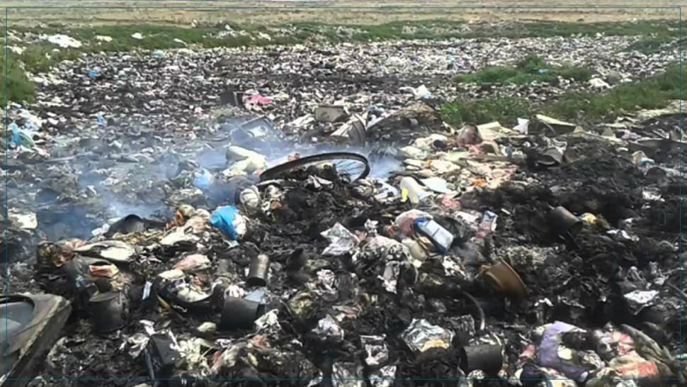 """بلدية العقارب ترفض فتح مصب """"القنة """""""