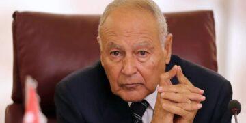 الأمين العام لجامعة الدول العربية في زيارة الى تونس