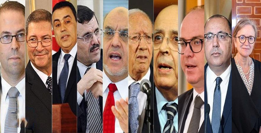 13 حكومة و مئات الوزراء في تونس منذ 2011..ولكن…