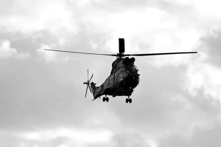 وفاة ثلاثة عسكريين في سقوط مروحية في قابس