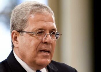 بتكليف من رئيس الجمهورية: عثمان الجرندي في زيارة إلى ليبيا